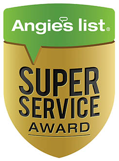 Elgin dentist Dr. David Rice and his team have earned the Super Service award from Angie's List users.